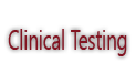 Clinical Testing